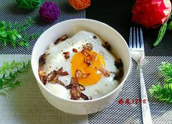 葱油鸡蛋面