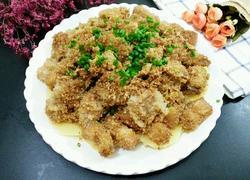 粉蒸土豆五花肉