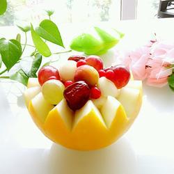 伊丽莎白水果拼盘