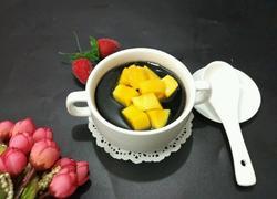 蜂蜜汁龟苓膏