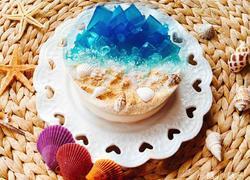 海洋酸奶慕斯