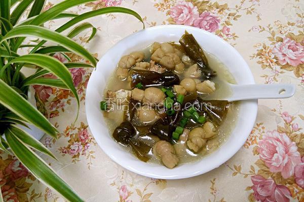 小肠海带汤