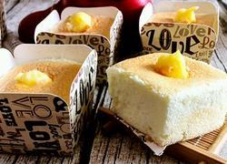北海道戚风蛋糕20个方形杯