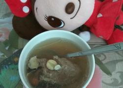 家猪沙骨汤