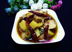 五花肉炖土豆(电压力锅版)