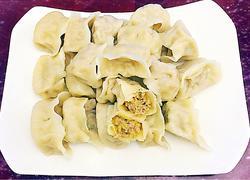 《西瓜皮猪肉饺子》