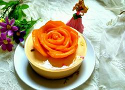 芒果酸奶慕斯蛋糕(四寸)