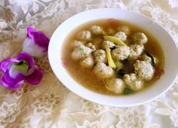 清汤鲅鱼丸