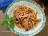 猪肉炒咸罗卜条的做法[图]