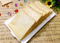 酸奶土司(一次发酵法)