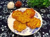 鸡蛋土豆丝饼的做法[图]