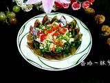 蒜香凉拌皮蛋豆腐的做法[图]
