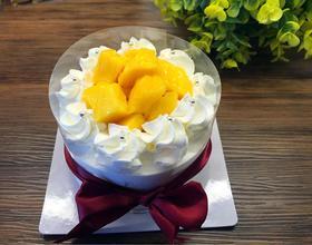 榴莲芒果蛋糕