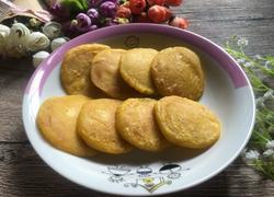 南瓜饼(淡奶油版)