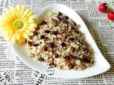 麻香葡萄干海鲜炒饭的做法[图]