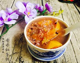 香米红薯粥[图]