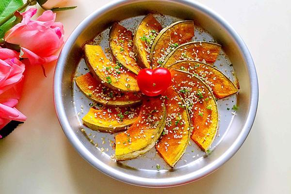 蜂蜜烤南瓜