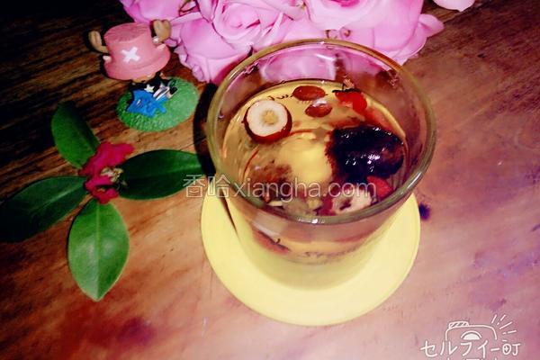 养生水果茶