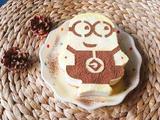 小黄人冻芝士蛋糕的做法[图]