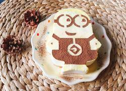 小黄人冻芝士蛋糕
