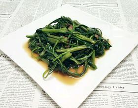 豆酱空心菜