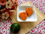 薯芋泥爱心饼(属于你的爱)的做法[图]