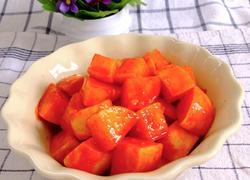 简易韩式萝卜泡菜