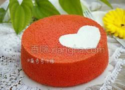 红丝绒蛋糕(八寸圆模)
