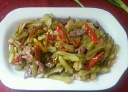 刀豆炒瘦肉