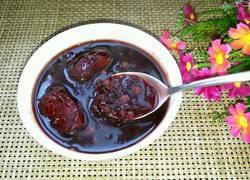 紫米红豆健康粥