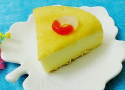 甜蜜戚风蛋糕