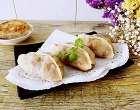羊肉锅贴饺子[图]