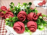 玫瑰花饼干的做法[图]