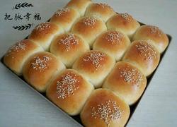 小餐包(一次发酵)