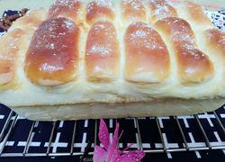 火腿肠椰蓉吐司面包(面粉版)