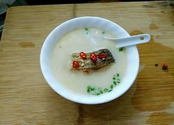 胖头鱼尾汤