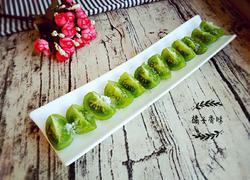 糖拌绿色西红柿