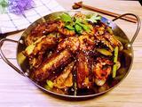 香辣干锅排骨虾的做法[图]