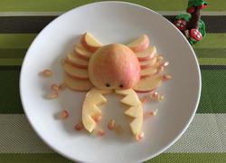 苹果--大闸蟹