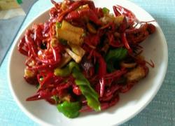 红烧老龙虾