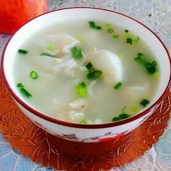 鱼鳔百合汤