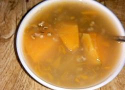 绿豆南瓜稀饭