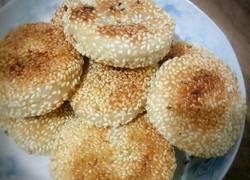 芝麻糯米饼