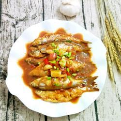 酱香白条鱼