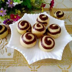 蜗牛小馒头(杂粮)