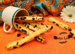 奶酥提子棍棍饼干