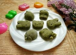 儿童月饼(果脯馅)