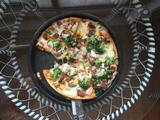 牛肉粒时蔬披萨的做法[图]