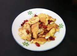 干辣椒炒鸡蛋