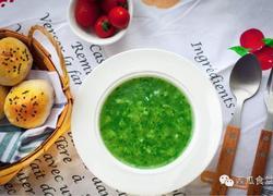 青菜豆腐汤—宝宝的理想辅食